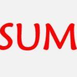Sum-y