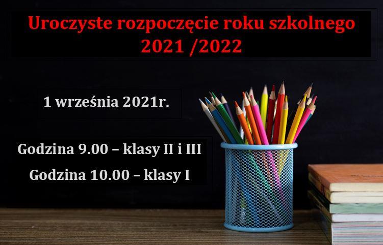rok szkolny 2021/22